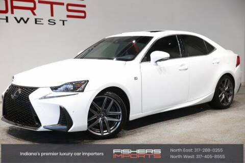 2020 Lexus IS 300 for sale at Fishers Imports in Fishers IN