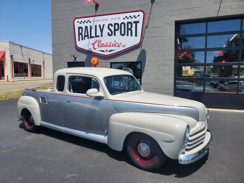 1948 Ford Deluxe for sale in Canton, OH