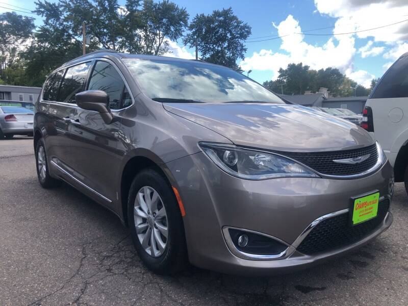 2017 Chrysler Pacifica for sale at Champs Auto Sales in Detroit MI