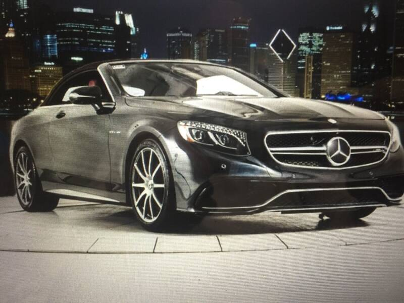 2017 Mercedes-Benz S-Class for sale at E-CarsDirect.Com in Chicago IL