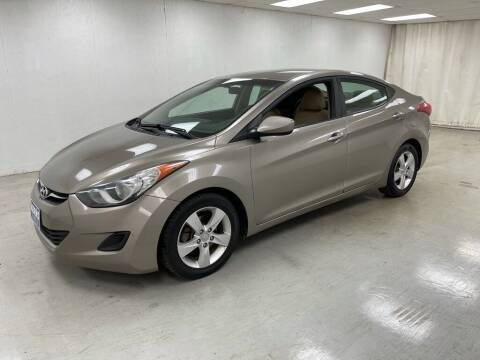2013 Hyundai Elantra for sale at Kerns Ford Lincoln in Celina OH