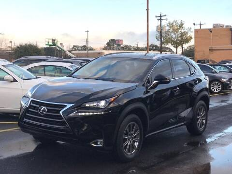 2017 Lexus NX 200t for sale at Auto Imports in Houston TX