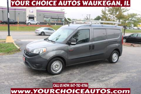 2015 RAM ProMaster City Cargo for sale at Your Choice Autos - Waukegan in Waukegan IL