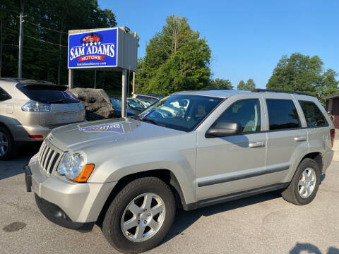 2009 Jeep Grand Cherokee for sale at Sam Adams Motors in Cedar Springs MI