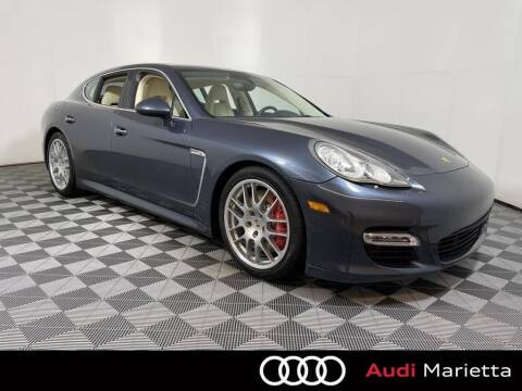 2012 Porsche Panamera for sale at CU Carfinders in Norcross GA
