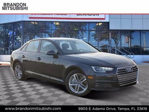 2017 Audi A4 for sale at Brandon Mitsubishi in Tampa FL