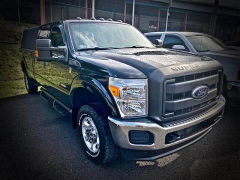 2015 Ford F-250 Super Duty for sale at Carder Motors Inc in Bridgeport WV