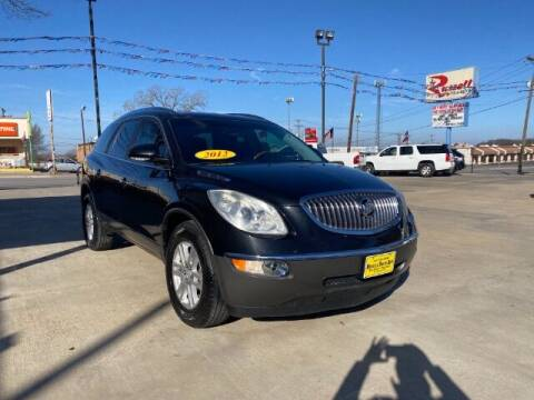 2012 Buick Enclave for sale at Russell Smith Auto in Fort Worth TX