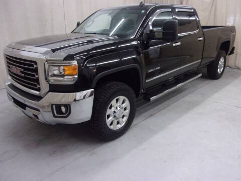 2015 GMC Sierra 3500HD for sale at Paquet Auto Sales in Madison OH