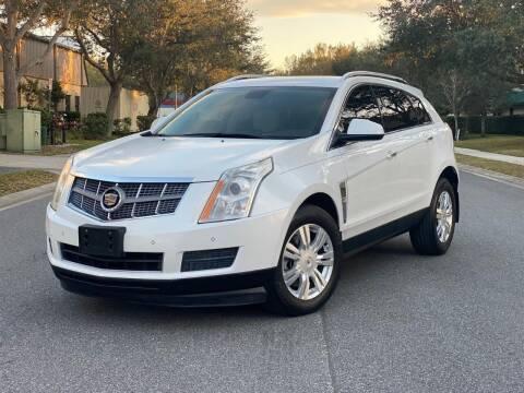 2012 Cadillac SRX for sale at Presidents Cars LLC in Orlando FL
