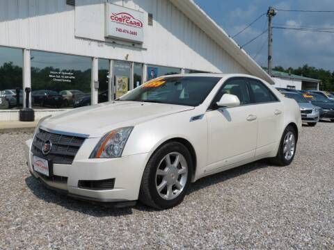 2009 Cadillac CTS for sale at Low Cost Cars in Circleville OH