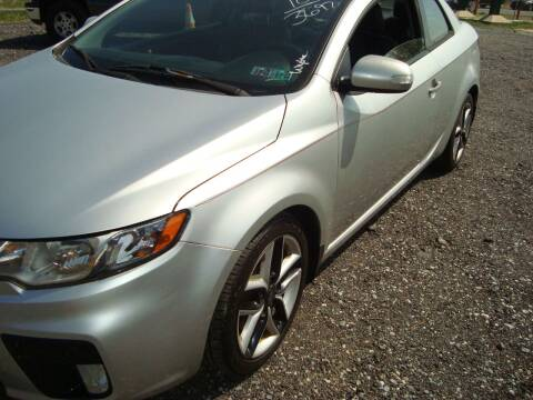 2010 Kia Forte Koup for sale at Branch Avenue Auto Auction in Clinton MD