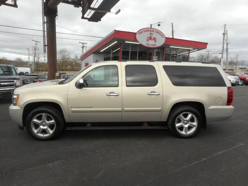 2008 Chevrolet Suburban for sale at The Carriage Company in Lancaster OH