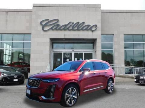 2021 Cadillac XT6 for sale at Radley Cadillac in Fredericksburg VA
