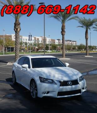 2015 Lexus GS 350 for sale at AZMotomania.com in Mesa AZ