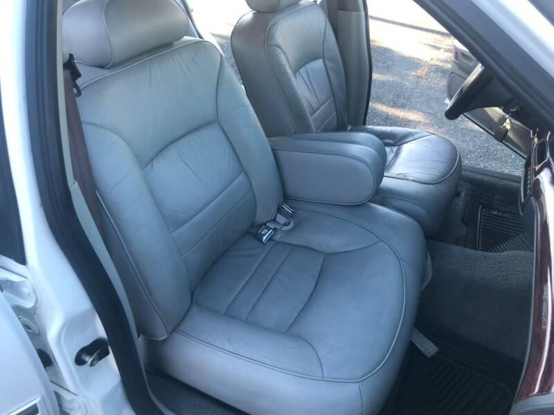 2000 Mercury Grand Marquis LS 4dr Sedan - Charlotte NC