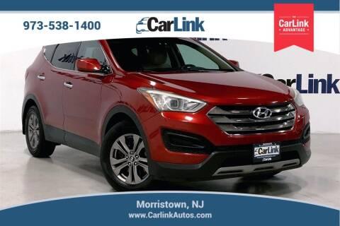 2013 Hyundai Santa Fe Sport for sale at CarLink in Morristown NJ