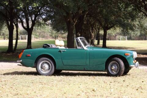 1973 MG Midget for sale at Classic Car Deals in Cadillac MI