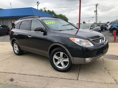 2008 Hyundai Veracruz for sale at Nationwide Auto Group in Melrose Park IL