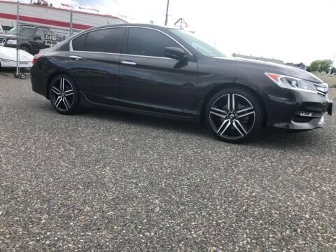 2017 Honda Accord for sale at Mr. Car Auto Sales in Pasco WA
