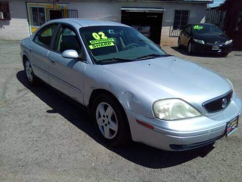 2002 Mercury Sable for sale at Larry's Auto Sales Inc. in Fresno CA