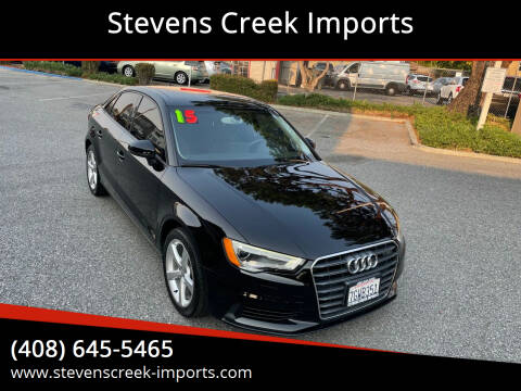 2015 Audi A3 for sale at Stevens Creek Imports in San Jose CA