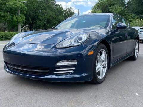 2010 Porsche Panamera for sale at Consumer Auto Credit in Tampa FL