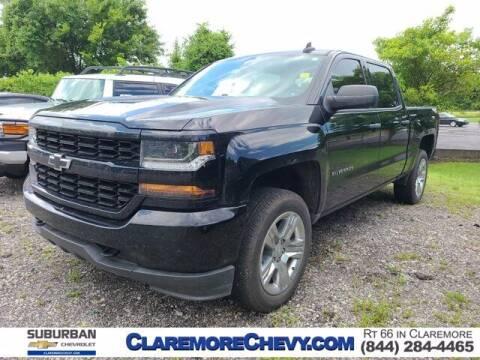 2018 Chevrolet Silverado 1500 for sale at Suburban Chevrolet in Claremore OK