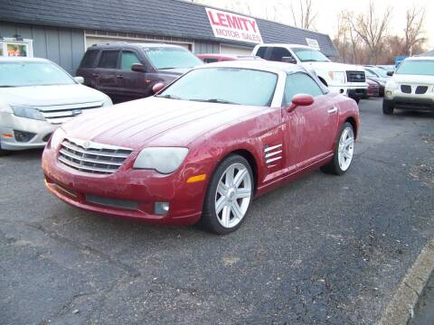 2005 Chrysler Crossfire for sale at Collector Car Co in Zanesville OH