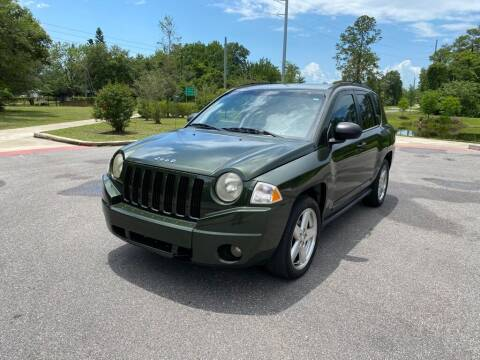 2007 Jeep Compass for sale at CENTRAL FLORIDA AUTO MART LLC in Orlando FL