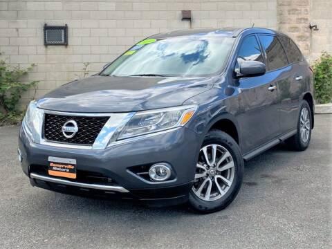 2014 Nissan Pathfinder for sale at Somerville Motors in Somerville MA