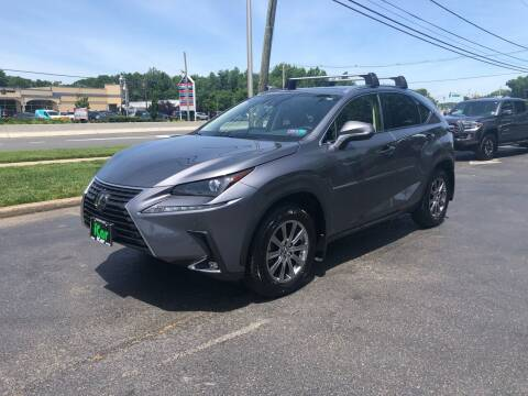 2020 Lexus NX 300 for sale at iCar Auto Sales in Howell NJ