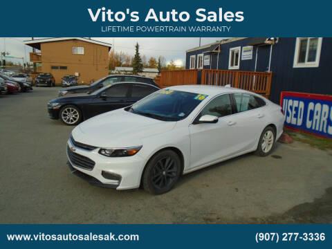 2016 Chevrolet Malibu for sale at Vito's Auto Sales in Anchorage AK