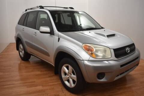 2004 Toyota RAV4 for sale at Paris Motors Inc in Grand Rapids MI
