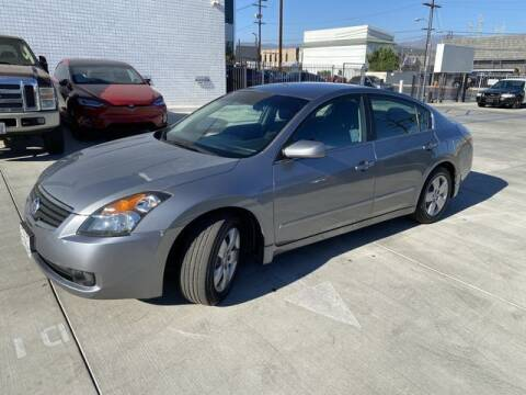 2007 Nissan Altima for sale at Hunter's Auto Inc in North Hollywood CA