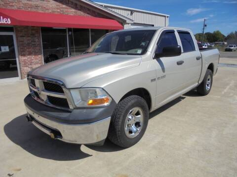 2010 Dodge Ram Pickup 1500 for sale at US PAWN AND LOAN in Austin AR