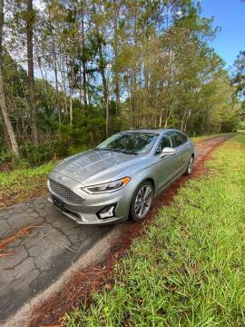 2020 Ford Fusion for sale at All About Price in Bunnell FL