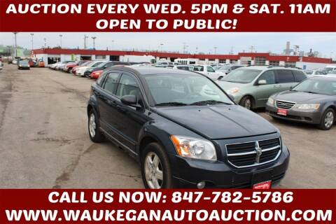 2007 Dodge Caliber for sale at Waukegan Auto Auction in Waukegan IL