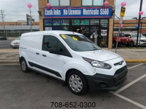 2016 Ford Transit Connect Cargo for sale at West Oak in Chicago IL