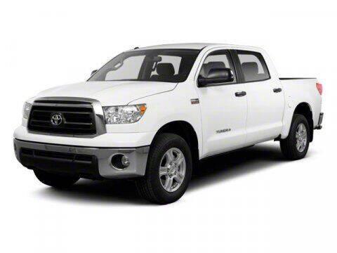 2010 Toyota Tundra for sale at SCOTT EVANS CHRYSLER DODGE in Carrollton GA