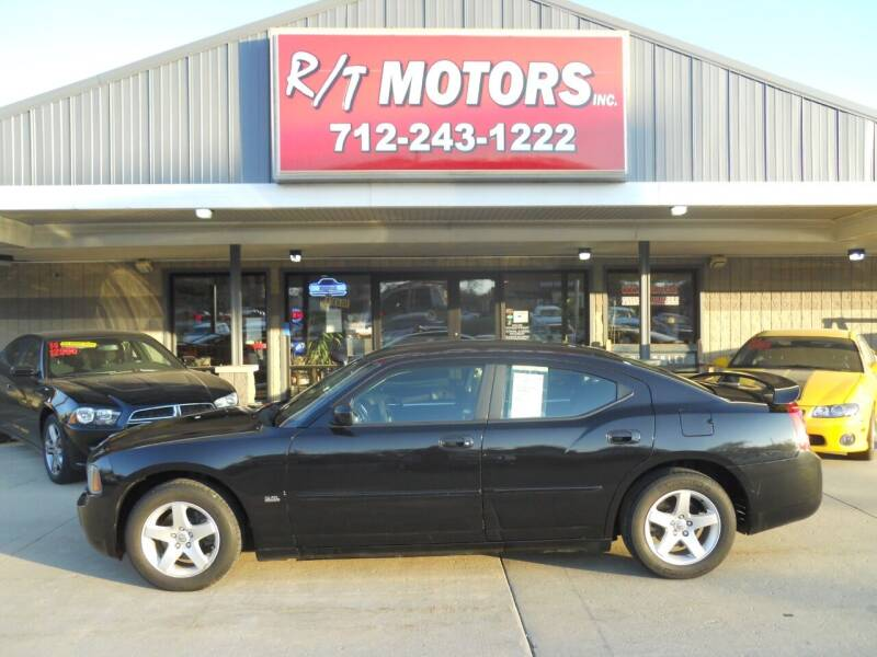 2010 Dodge Charger for sale at RT Motors Inc in Atlantic IA