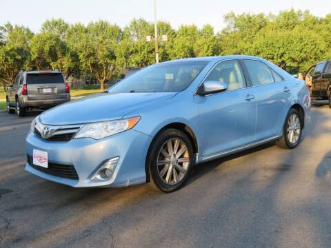 2012 Toyota Camry for sale at Low Cost Cars North in Whitehall OH