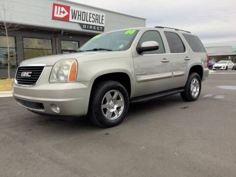 2008 GMC Yukon for sale at Wholesale Direct in Wilmington NC
