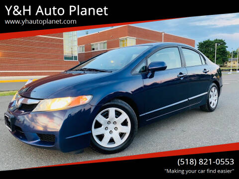 2009 Honda Civic for sale at Y&H Auto Planet in West Sand Lake NY