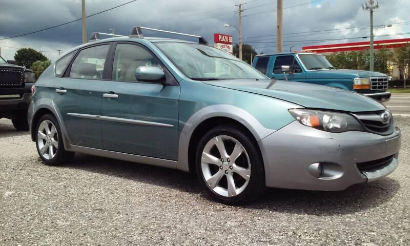 2010 Subaru Impreza for sale at Pinellas Auto Brokers in Saint Petersburg FL