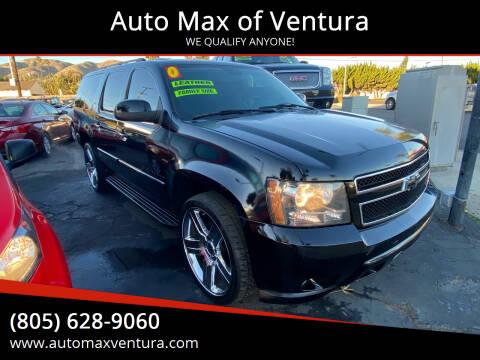 2008 Chevrolet Suburban for sale at Auto Max of Ventura in Ventura CA