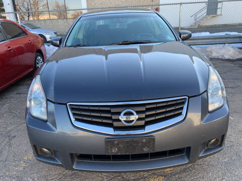 2008 Nissan Maxima for sale at JerseyMotorsInc.com in Teterboro NJ