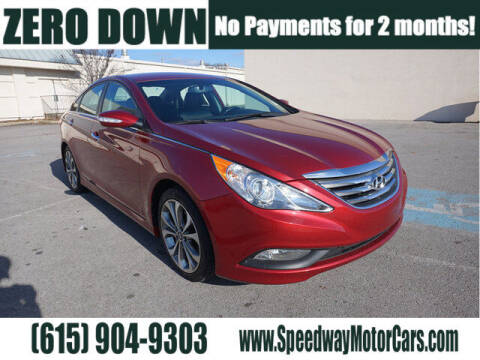 2014 Hyundai Sonata for sale at Speedway Motors in Murfreesboro TN