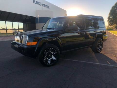 2007 Jeep Commander for sale at EXPRESS AUTO GROUP in Phoenix AZ