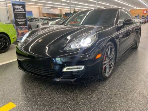 2011 Porsche Panamera for sale at Dixie Motors in Fairfield OH